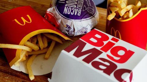 McDonald's reverses prices back to 1996 as nod to England-Scotland Euro2020 match