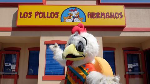 Breaking Bad's Los Pollos Hermanos is coming to the UK