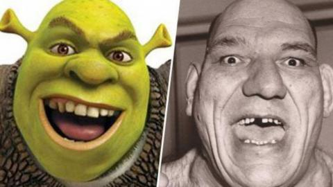 This Is The Wrestler Who Was The Real Life Inspiration Behind Shrek