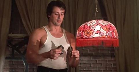 Sylvester Stallone Still Has The Turtles From The First Rocky Film At Home