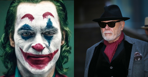 'Joker' Sparks More Outrage After Use Of A Song Written By Singer and Convicted Child Molester Gary Glitter
