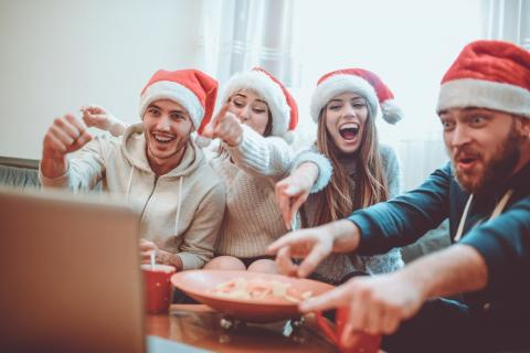 How's how you can make £2000 watching Christmas movies
