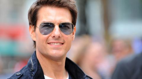 Tom Cruise went bonkers on the set of Mission: Impossible