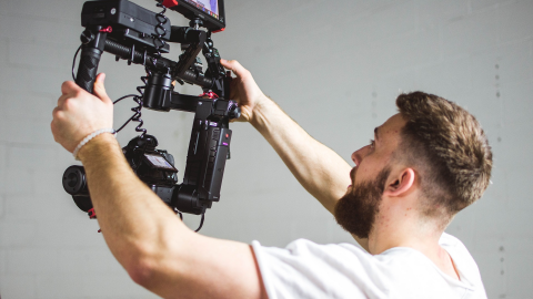 Netflix is searching for the UK's next talented young filmmaker!