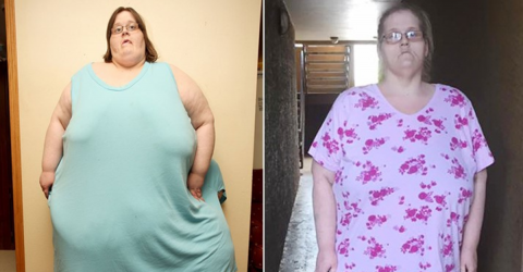This Woman Started An Incredible Weight Loss Journey At The Age Of 40