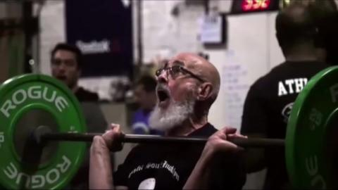 This 80-Year-Old Crossfit Grandpa Is Showing Everyone Up (VIDEO)