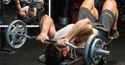 This Is The Best Way To Build Up Your Triceps