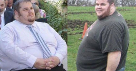 He Lost Over 20 Stone When He Decided To Make A Change After Being Overweight For Years