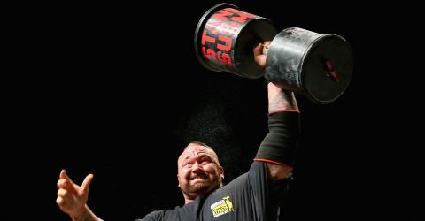 The Mountain Is Looking To Break Yet Another World Record