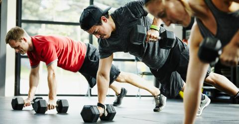 Coronavirus: Should you stop going to the gym?