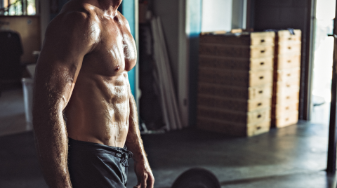 A Simple and Complete Routine to Get the Perfect V-Cut Abs