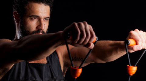 Resistance Bands Are All You Need to Get in an Amazing Full Body Workout