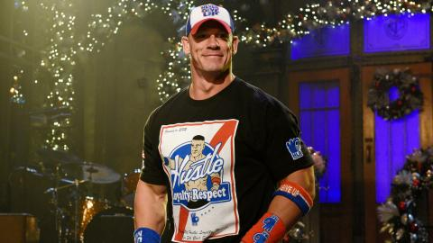 John Cena's five commandments in the gym to get ripped