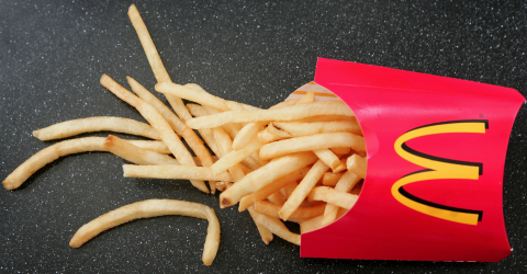 There Are 19 Ingredients in McDonald's Fries, and Only One Is Potatoes…