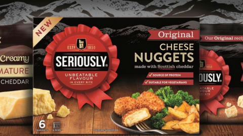 These Seriously Cheesy Nuggets Coming to Waitrose Have Already Ruined Our Summer Bodies