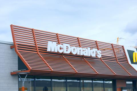 700 McDonald's Restaurants Across the UK Will Be Open For Dine-In Service From Tomorrow