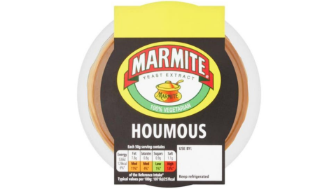 Marmite Has Come Up With Yet Another Strange Collaboration... And We Aren't Mad About It