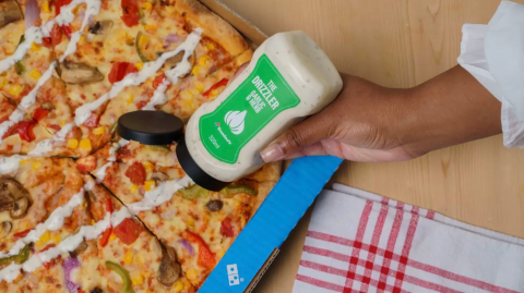 Domino's Has Finally Launched Bottles of Their Famous Garlic and Herb Sauce