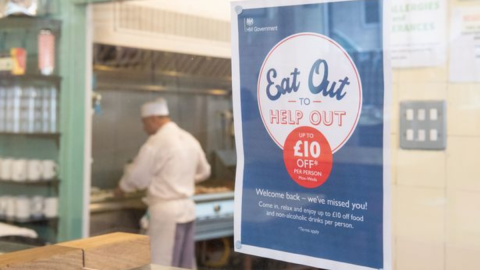 These restaurants are extending their 'Eat Out to Help Out' deals through September