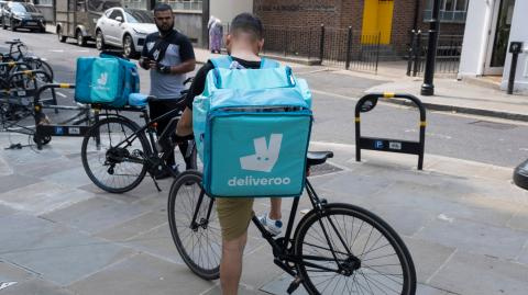 Deliveroo is launching an 'Eat Out to Help Out' inspired discount through September