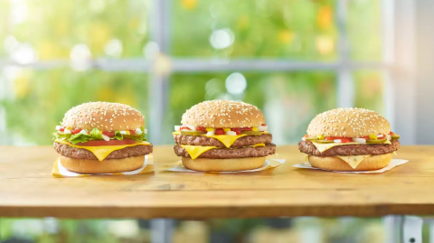 McDonald's is celebrating autumn by releasing six new menu items