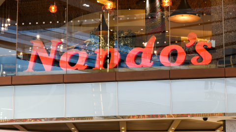 Nando's is giving away meals to lucky diners every Wednesday of October
