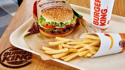 This is how you can get free fries from Burger King this week