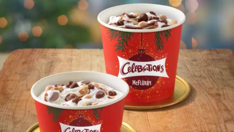 McDonald's Christmas menu: Here's what we can look forward to