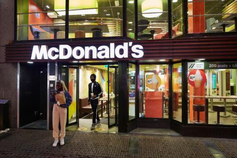 McDonald's new jerk chicken sandwich under fire for cultural appropriation