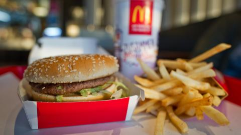McDonald's employees reveal the one burger you should absolutely never order