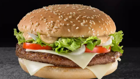McDonald's is bringing back the big tasty from today!
