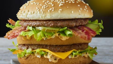 McDonald's has announced six new winter menu items!