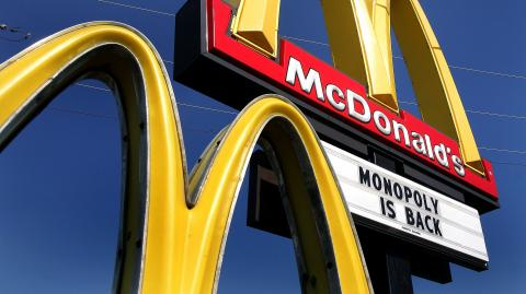 McDonald's Monopoly Is Coming Back With an Exciting New Prize