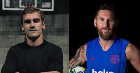 Griezmann Admits That He Has Difficulty Communicating With Messi