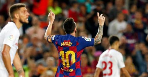 'I wanted to leave:' Messi Reveals The Only Time He Considered Leaving Barcelona