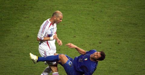 Les Bleus' Doctor Reveals Unknown Details About Zidane's Headbutt In 2006!