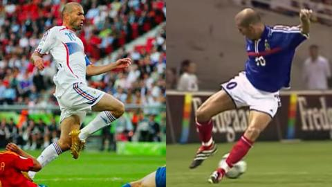This Video Is Proof That Zidane Had the Best First Touch of All Time