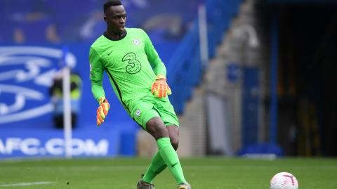 Chelsea's star goalkeeper Edouard Mendy Almost Didn't Become a Professional Player
