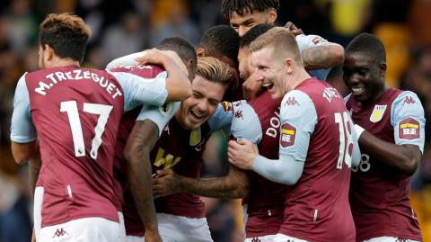 The Aston Villa revolution—making their way to the top