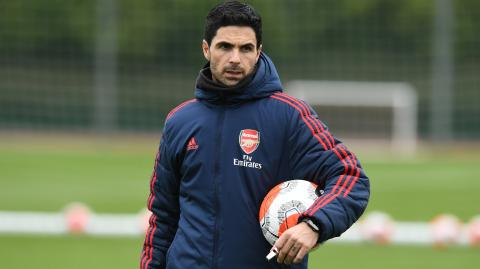 Can Mikel Arteta handle the growing pressure at Arsenal?