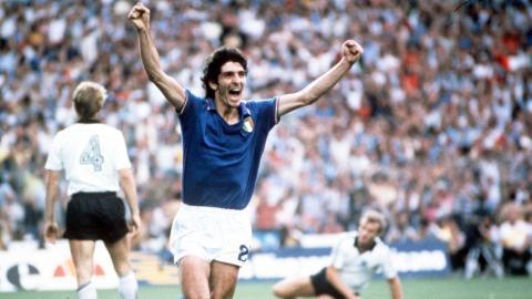 Italian football legend, Paolo Rossi, dead at 64
