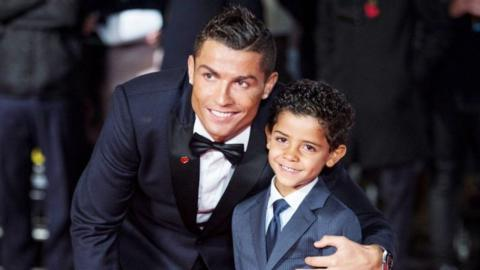 Cristiano Ronaldo's Moving Confession About His Son's Career Goals