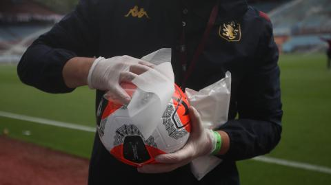 No new COVID-19 cases in the English Football League