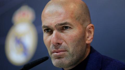 Zidane says Real no longer had faith in him in open letter