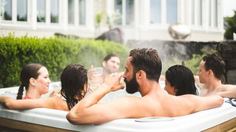 B&M's sell-out hot tub range is back