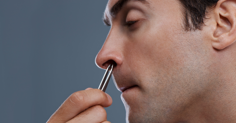Removing Your Nose Hair Like This Could Be Fatal