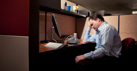 This Is Why You Shouldn't Stay In A Job You Hate