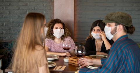 Coronavirus: Is it still safe to go out to restaurants?