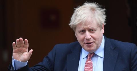 Boris Johnson Hospitalized While Continuing His Battle Against Coronavirus
