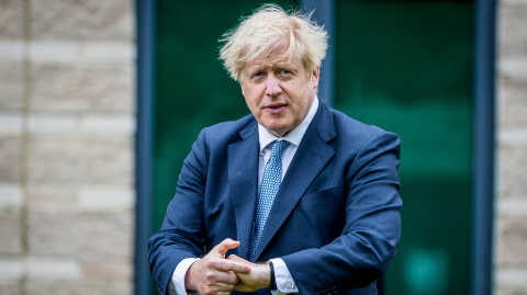 Hands, Face, Space - Get a Test: Boris Johnson Postpones the Easing of Lockdown Measures